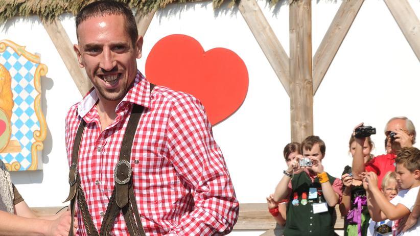 Serie Gesellschaftskritik: Warum Franck Ribéry so beliebt ist