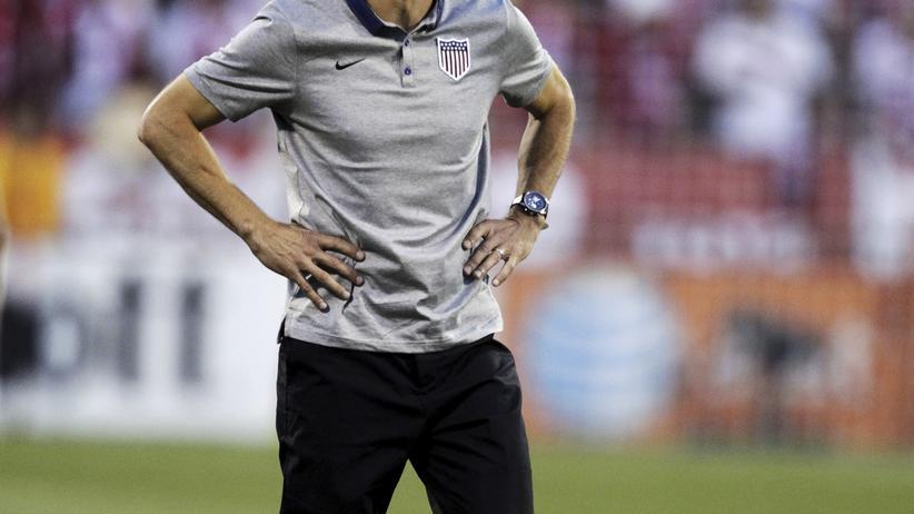 Fußball: Jürgen Klinsmann, der unerhörte Prophet