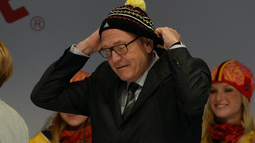 DOSB-Generalsekretär Vesper: Der Putin-Versteher