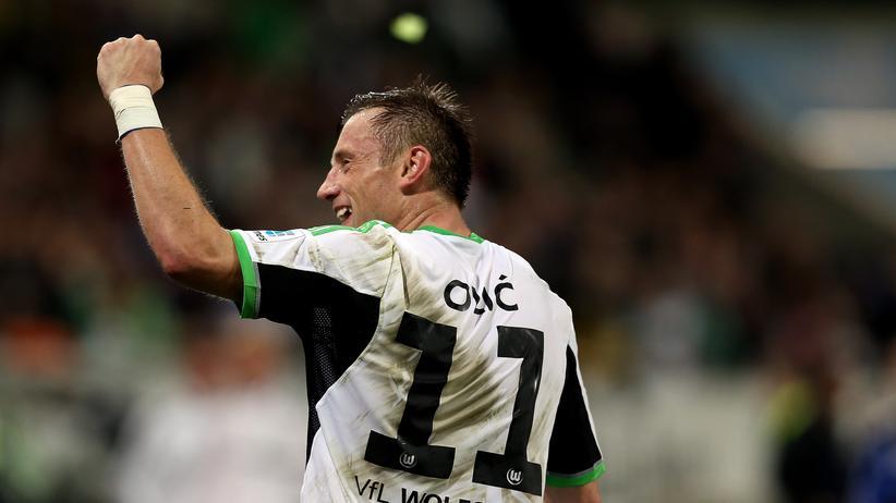 Der dauerlaufende Fußballer Ivica Olić