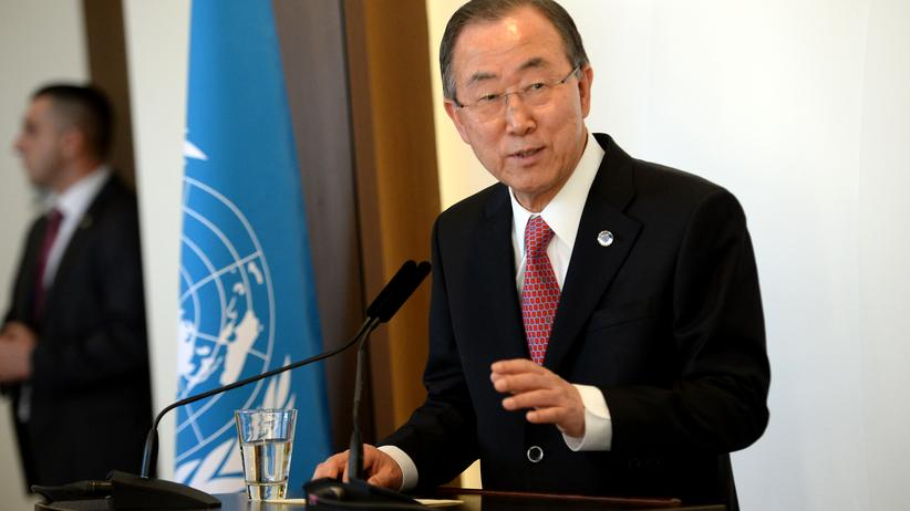 Ban Ki Moon Sotschi IOC