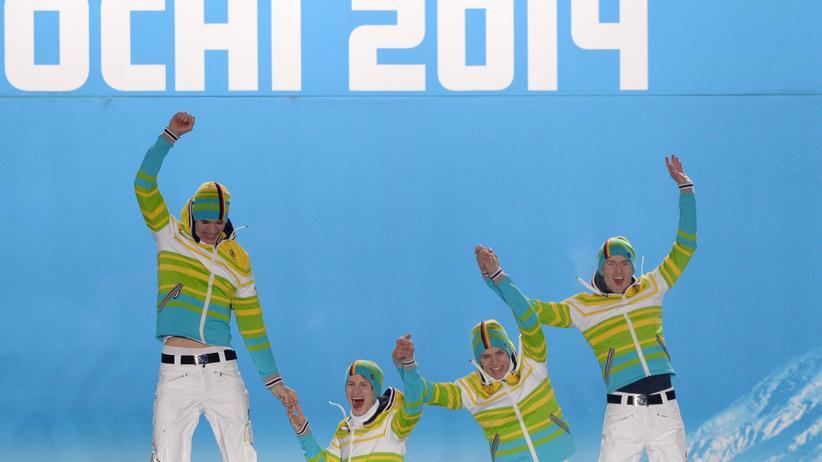 Sotschi 2014: Die Spiele der Athleten