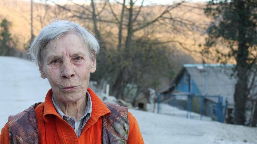 Sotschi 2014: Die Oma, die Olympia liebt