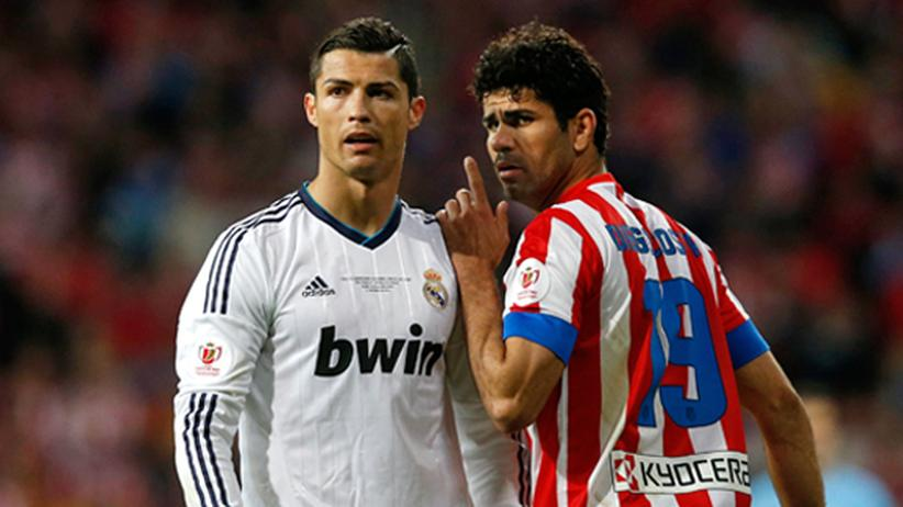 Championsleague Real Madrid Atletico Madrid