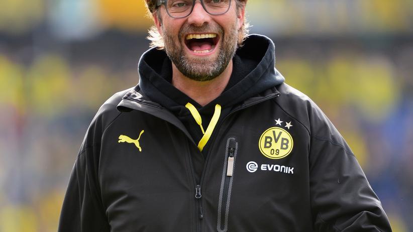 Medienkompetenz: pure Authentizität bei Dortmunds Trainer Jürgen Klopp