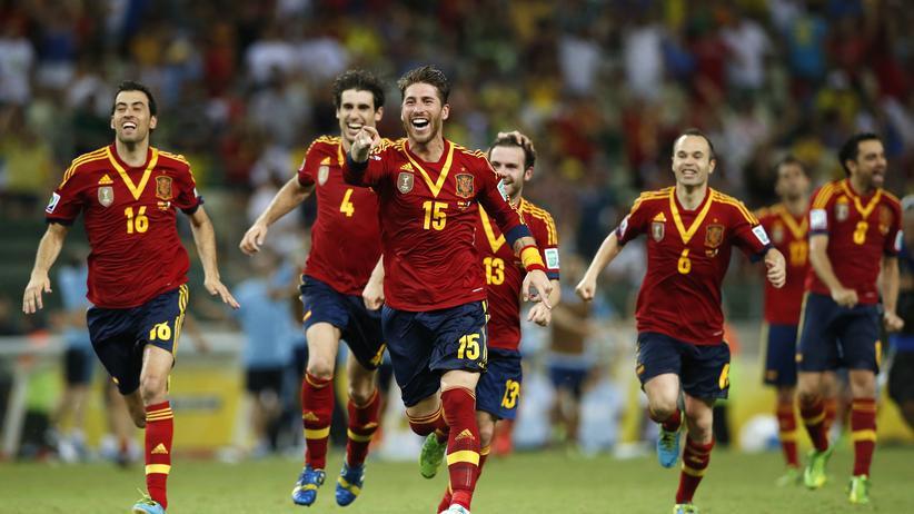 WM-Gruppe B: Spanien ist für mich mehr als eine Affäre