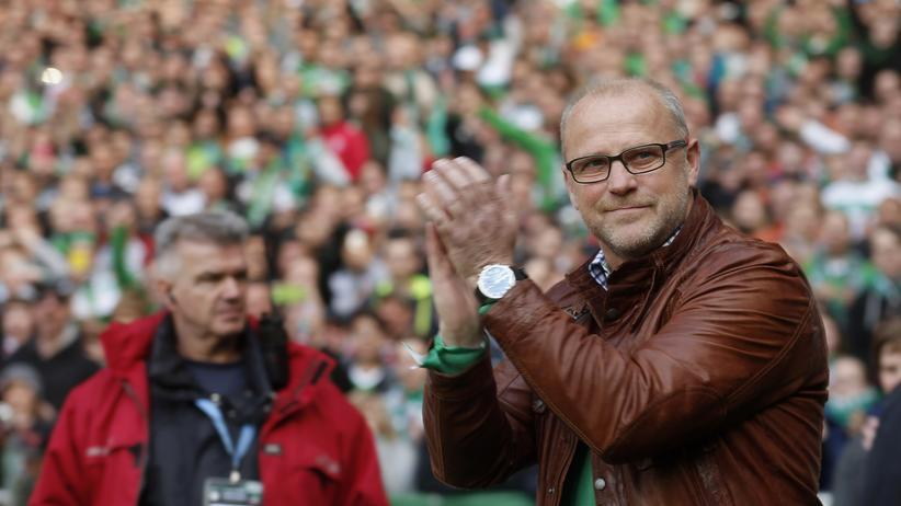 Fußball-Bundesliga: Thomas Schaaf, der neue Trainer bei Eintracht Frankfurt