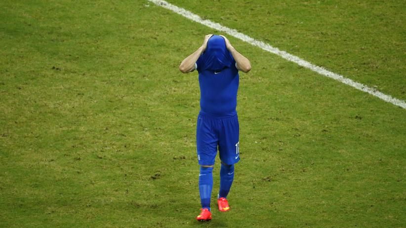 Fußball-WM Achtelfinale: Costa Rica nach Elfmeter-Sieg erstmals im WM-Viertelfinale