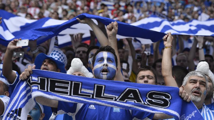 WM-Gruppe C: Dank deutscher Hilfe wird Griechenland Weltmeister