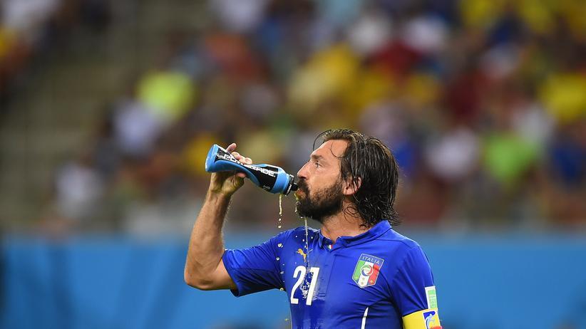 Andrea Pirlo Italien WM