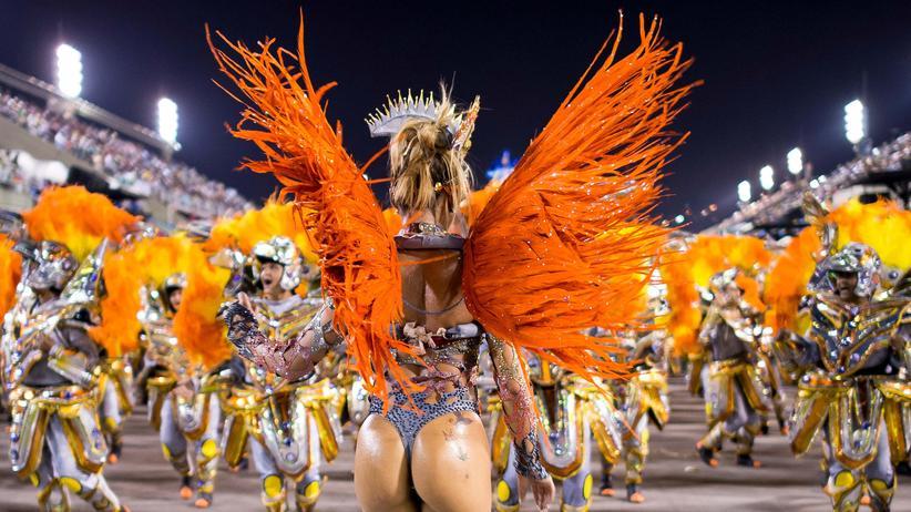 Brasilien Körperkult Frauen Fußball WM