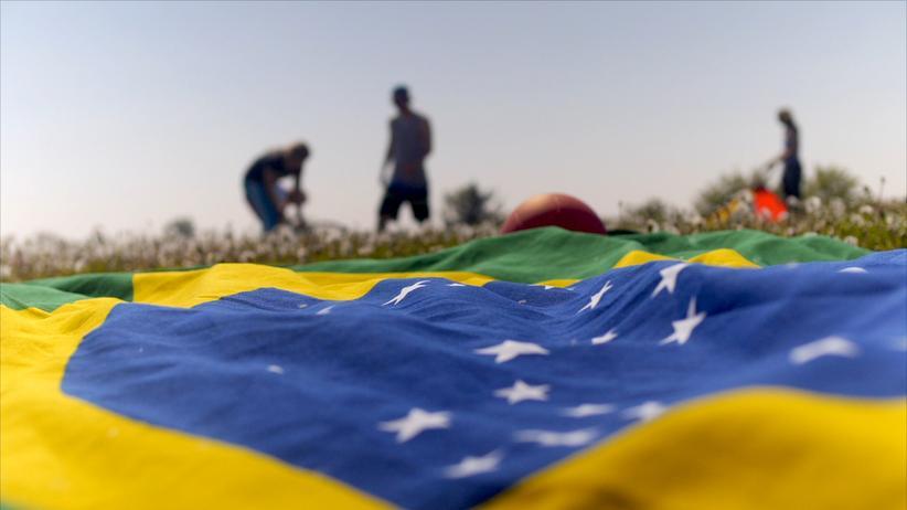 Fußball-WM: Wie Brasilien an die Ostsee kam