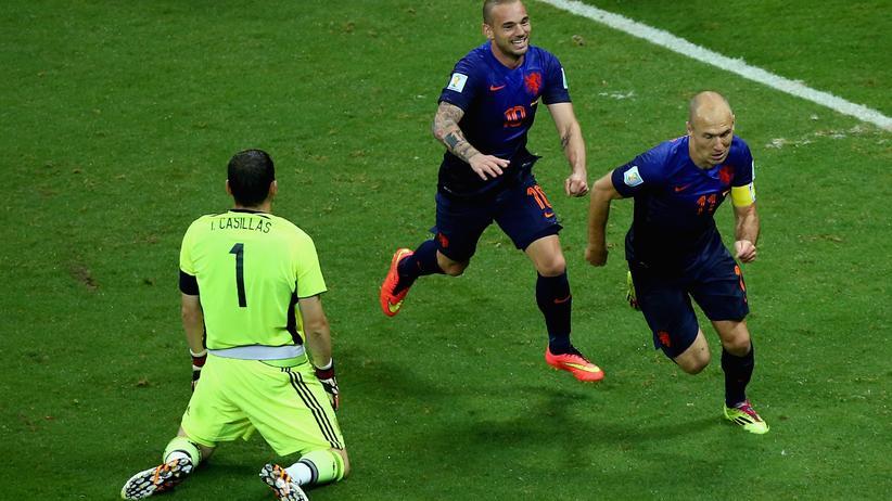 Casilla Spanien Niederlande WM