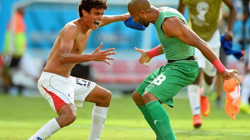 Costa Rica: Die Weltmeisterbesieger