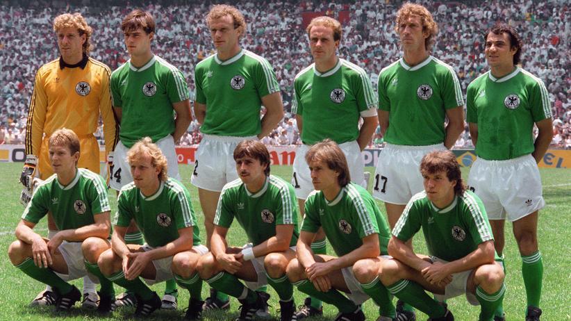 Gleich verlieren sie das WM-Finale: Die DFB-Elf 1986