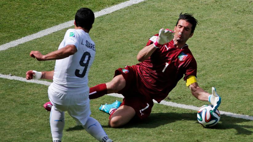 Italien gegen Uruguay: Nie mehr ohne Béla Réthy