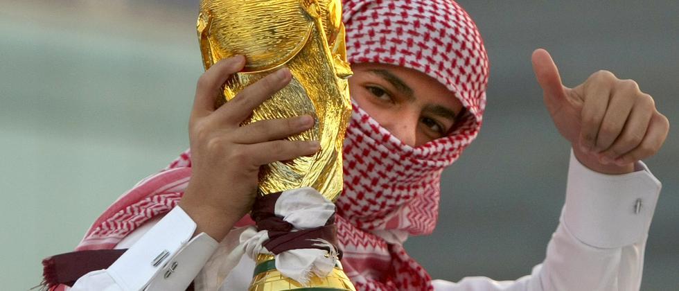 Katar Fifa Sepp Blatter