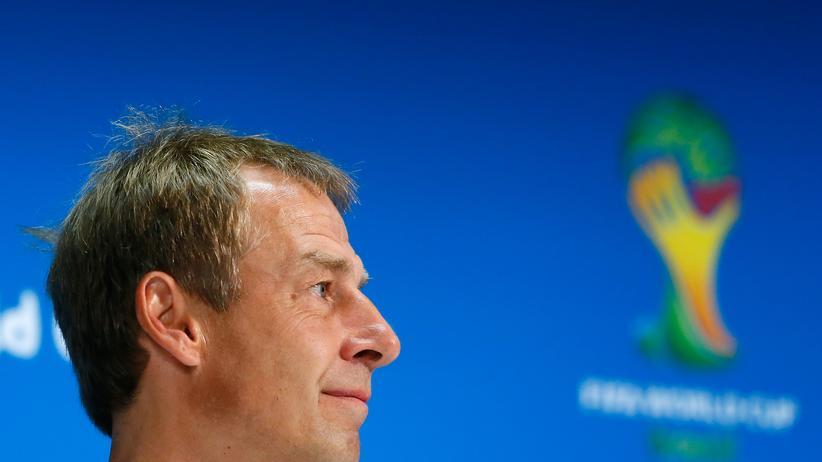 US-Trainer Jürgen Klinsmann