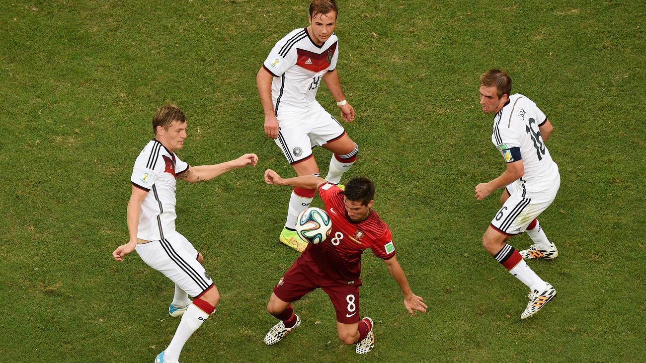 Vorschau Deutschland Gegen Ghana Tiki Taka Teutonia Zeit Online