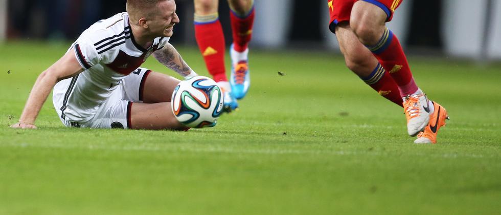 Verletzung Marco Reus