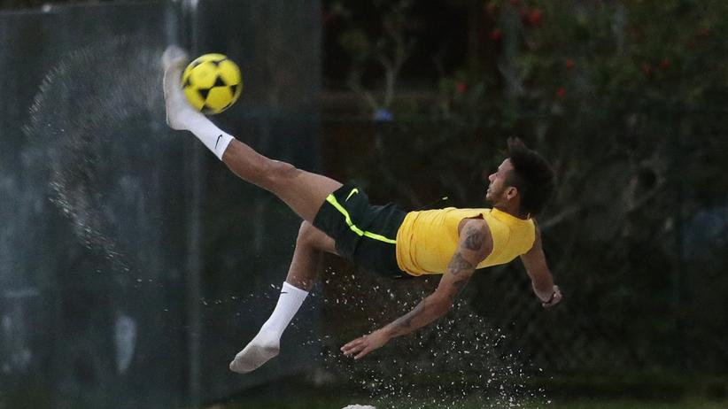 WM-Gruppe A: Nur Brasilien spielt Fußball, alles andere ist Gebolze