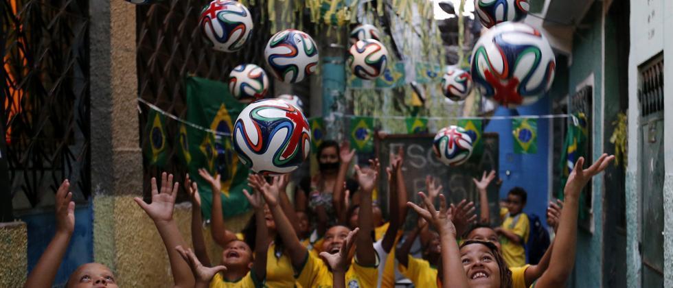 WM Brasilien 2014