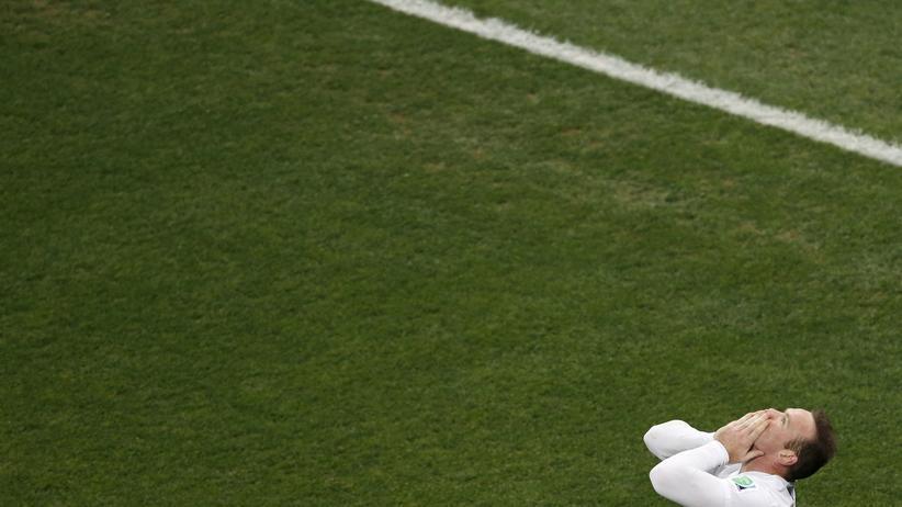 Uruguay gegen England: Angst essen Seele auf