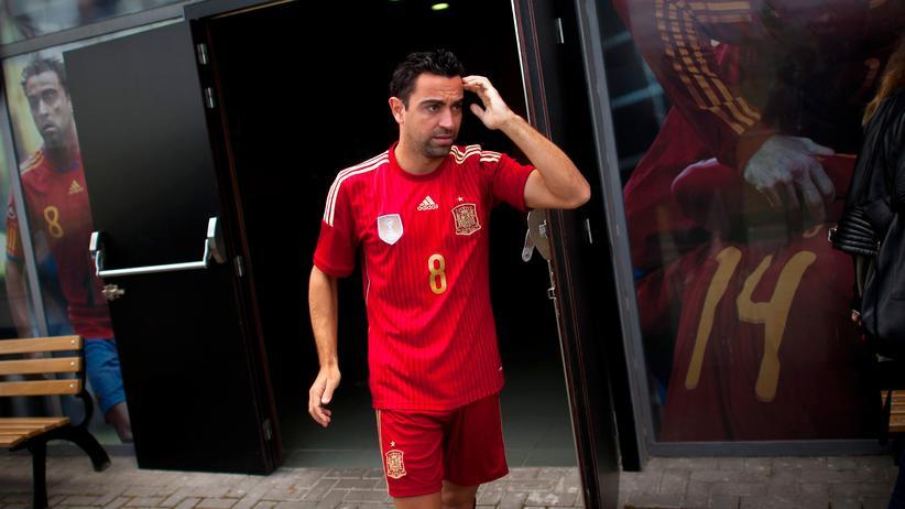 WM 2014: Spaniens Problem heißt Xavi Hernández