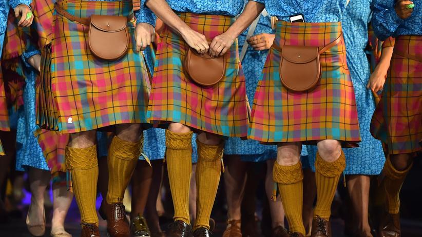 Commonwealth Games: Medaillen für die Unabhängigkeit Schottlands