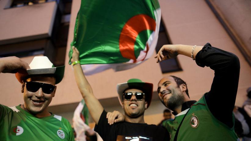 Algerische Einwanderer in Frankreich: Fußballspiel verloren, Identität gewonnen