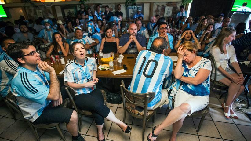 Argentinien: Das Ende eines Wintermärchens