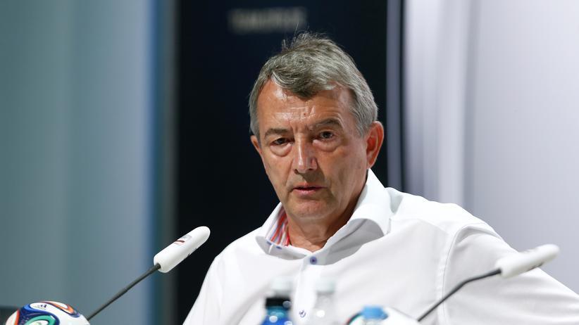 """""""Gauchogate"""": Niersbach entschuldigt sich mit Brief an Argentinier"""