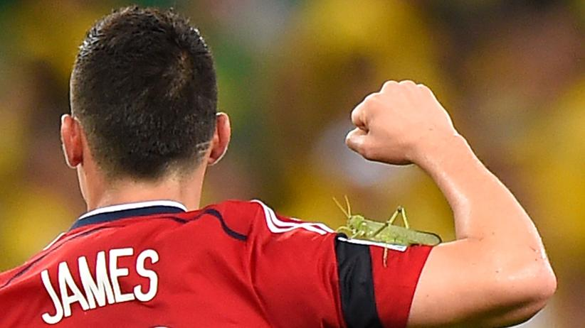 James Rodriguez: Lord of the Locusts