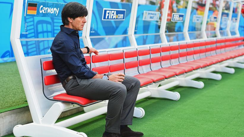 Joachim Löw: Er macht alles richtig