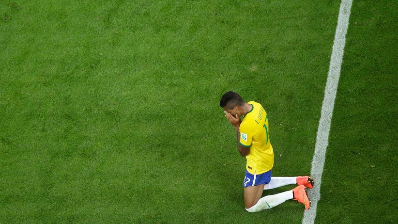 Brasilien gegen Deutschland: Ein brasilianischer Fußballalbtraum