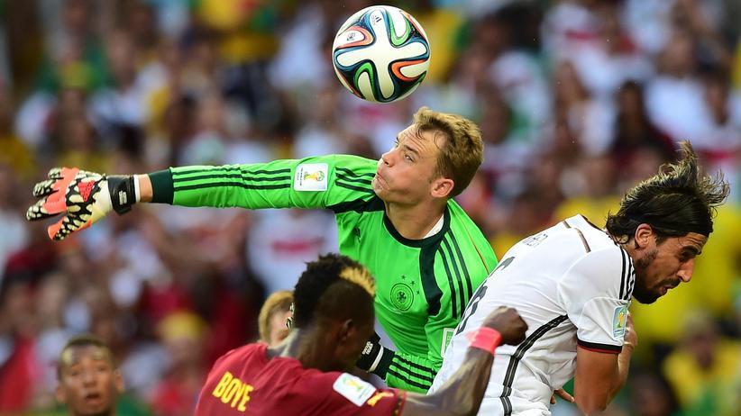 Manuel Neuer: Der Anti-Titan