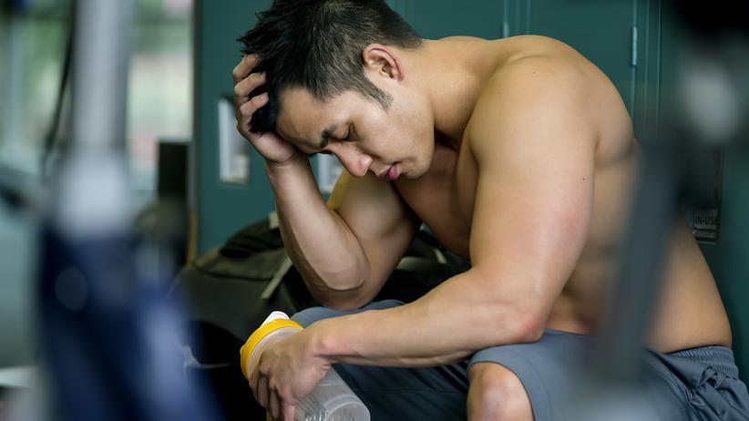 Sportpsychologie: Wenn Sport krank macht