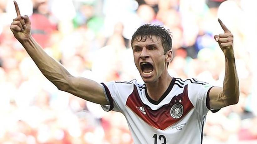 Müller Torjubel