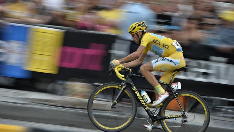 Radsport: Vincenzo Nibali gewinnt die Tour de France