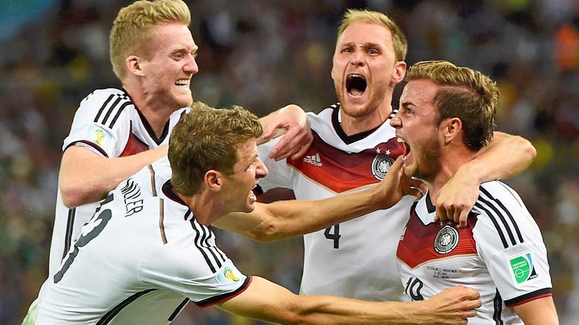 Wm Finale Deutschland Ist Fussball Weltmeister Zeit Online