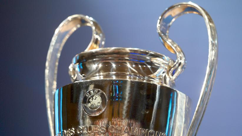 Champions League Pokal Auslosung
