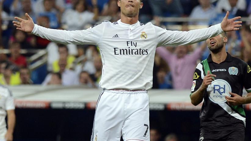 Christiano Ronaldo Europas Fußballer des Jahres