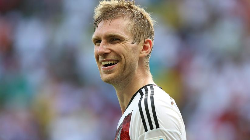 Fußball-Weltmeister: Verteidiger Per Mertesacker