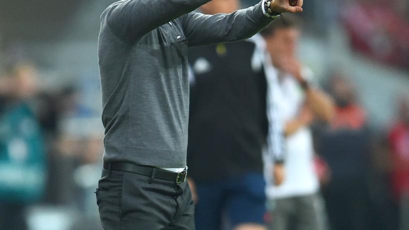 Pep Guardiola: Der Master Planer   ZEIT ONLINE