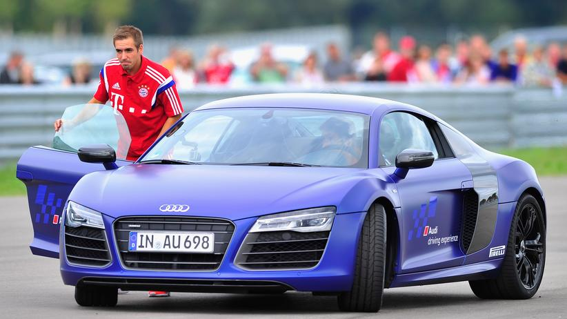 Volkswagen: Auf dem Weg zum Fußball-Kartell