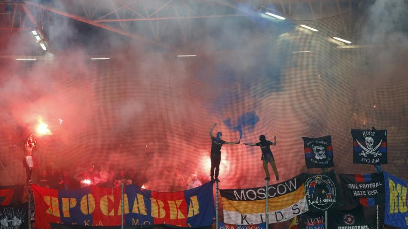 Russischer Fußball: Geburtstagswünsche für Adolf Hitler