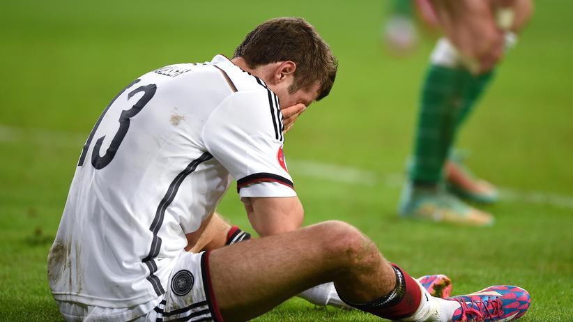 EM-Qualifikation: Deutschland verspielt den Sieg in letzter Minute