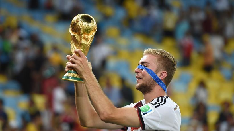 Christoph Kramer: Der echteste Weltmeister
