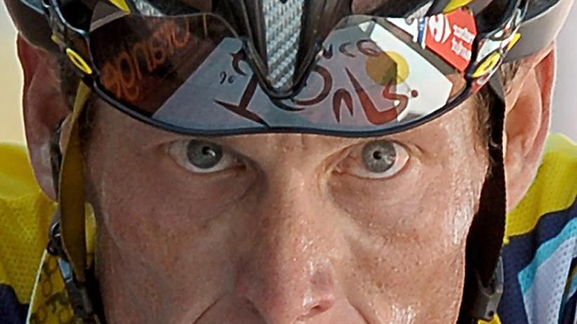 Lance Armstrong: Was für ein Arsch!