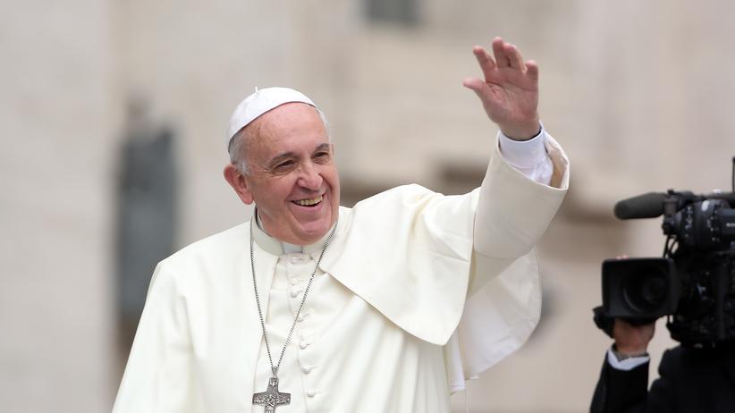 """Papstbiograf Galgano: """"Der Papst ist nicht böse"""""""